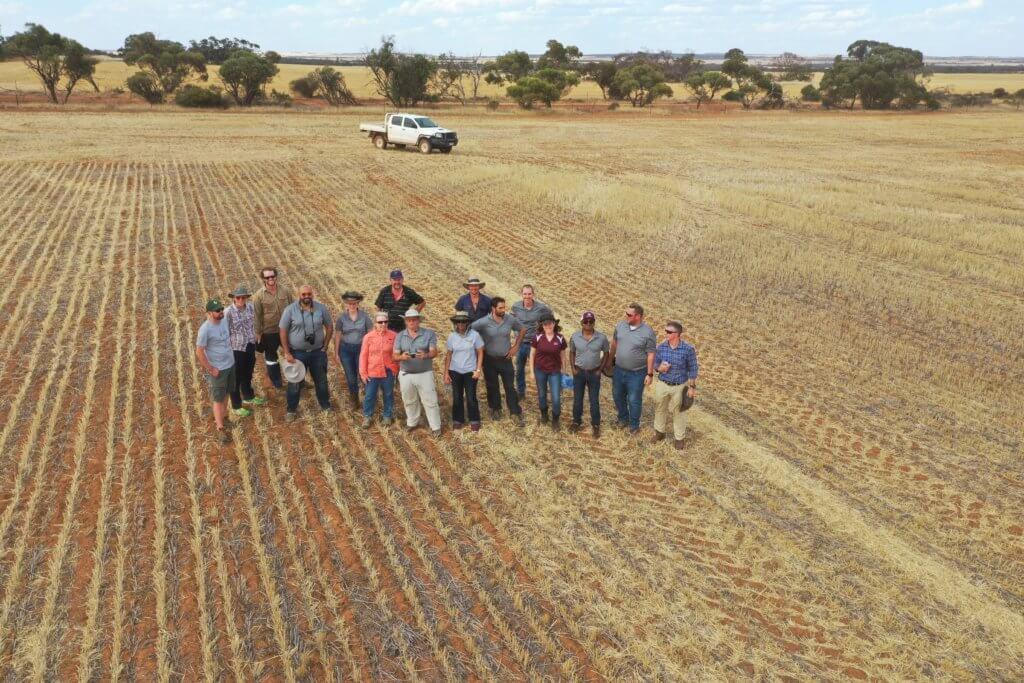 GROW Members Learn How Australian Farmers Are Managing Weeds
