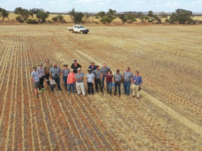 GROW Members Learn How Australian Farmers Are Managing Weeds